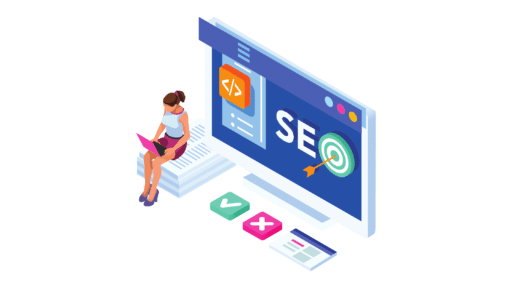 Graphic of SEO Services